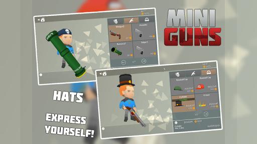 玩免費街機APP|下載MINI GUNS: Online Shooter app不用錢|硬是要APP