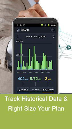 My Data Manager - Data Usage 5.6.1 screenshot 42779