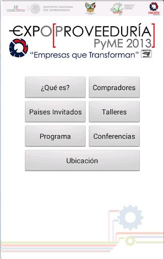 【免費商業App】Canacintra Pachuca-APP點子