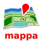 Johannesburg Offline mappa Map icon