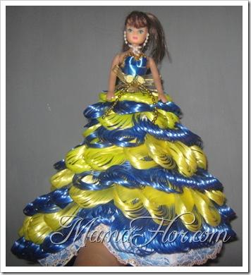 Muñeca Barbie Española 3290