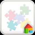 Puzzle dodol launcher theme icon