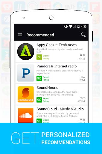 Appszoom - Best Apps 3.1.8 screenshots 3