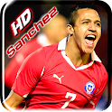 Alexis Sanchez Wallpaper icon