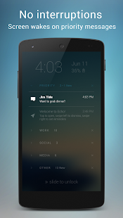 Echo Notification Lockscreen 0.8.17 APK Android