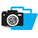 Share Photos Safely - Share2QR icon