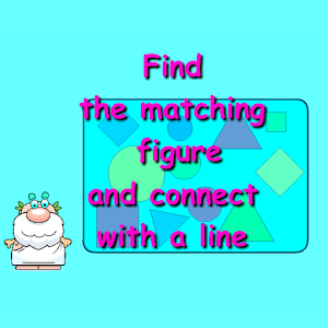 Find the matching shape