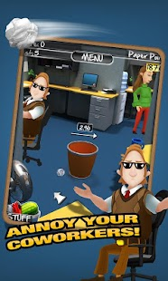 Paper Toss 2.0- screenshot thumbnail