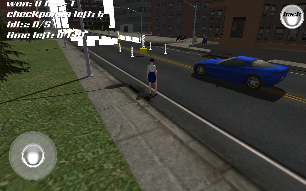 Street Driving 3D - screenshot
