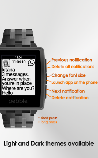 Notify for Pebble
