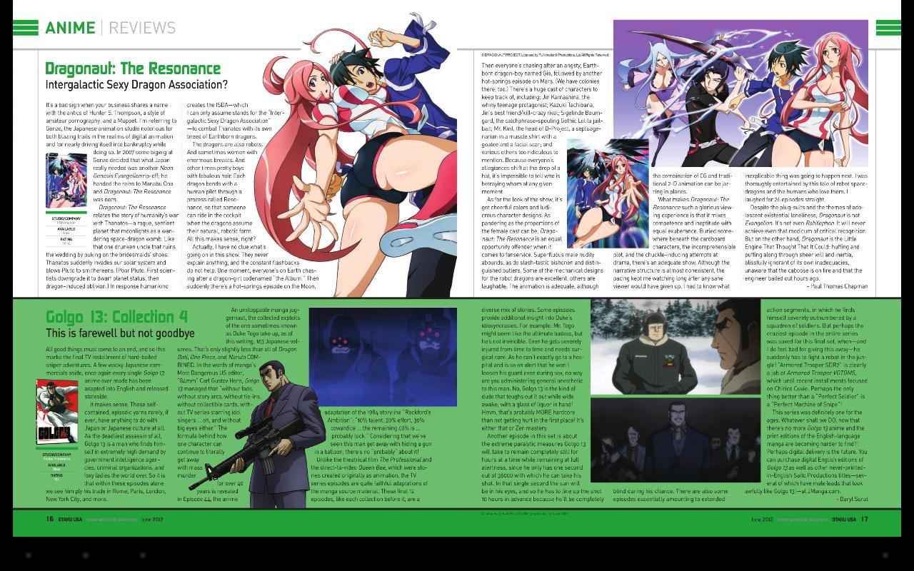 Otaku USA - screenshot
