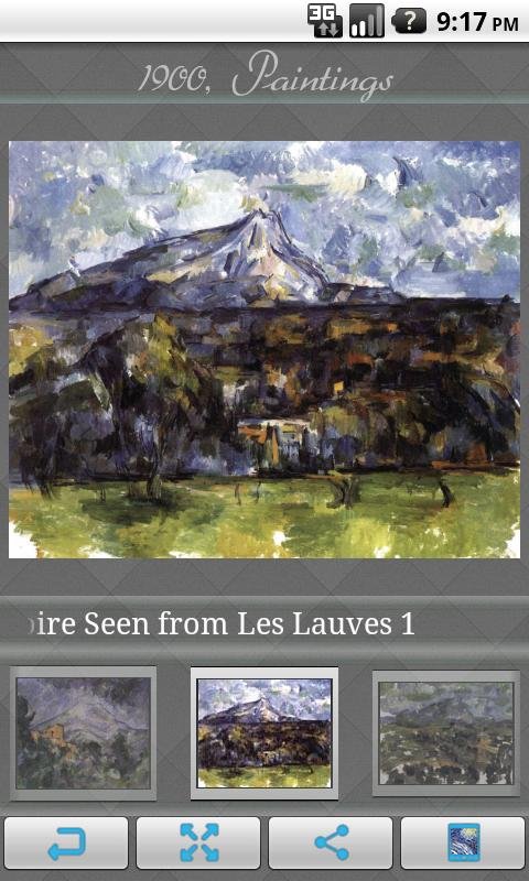 Paul Cézanne Art Wallpapers - screenshot