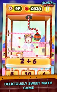 Math Claw Machine: Sweet Games - screenshot thumbnail