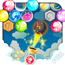 Bubble Shoot Fever mobile app icon