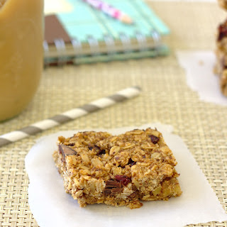 Thick and Chewy Granola Bars