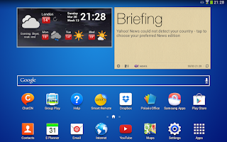 Screenshot of Weather Free
