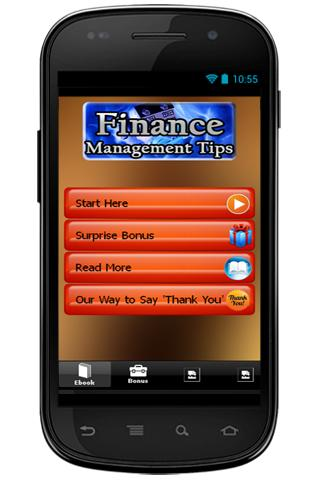 Finance Management Tips