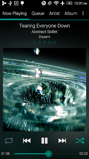 GoneMAD Music Player (Trial) 2.2.13 screenshots 2