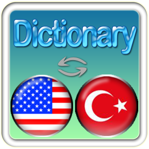 English Turkish Dictionary 教育 App LOGO-APP試玩
