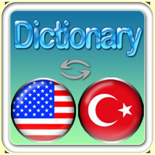 英语-土耳其语 词典 教育 App LOGO-APP試玩