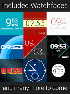 Facer Android Wear Watch Faces Screenshot 15
