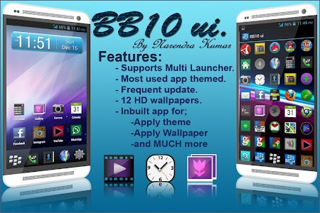 BlueBerry 10 ui. v1.1.0