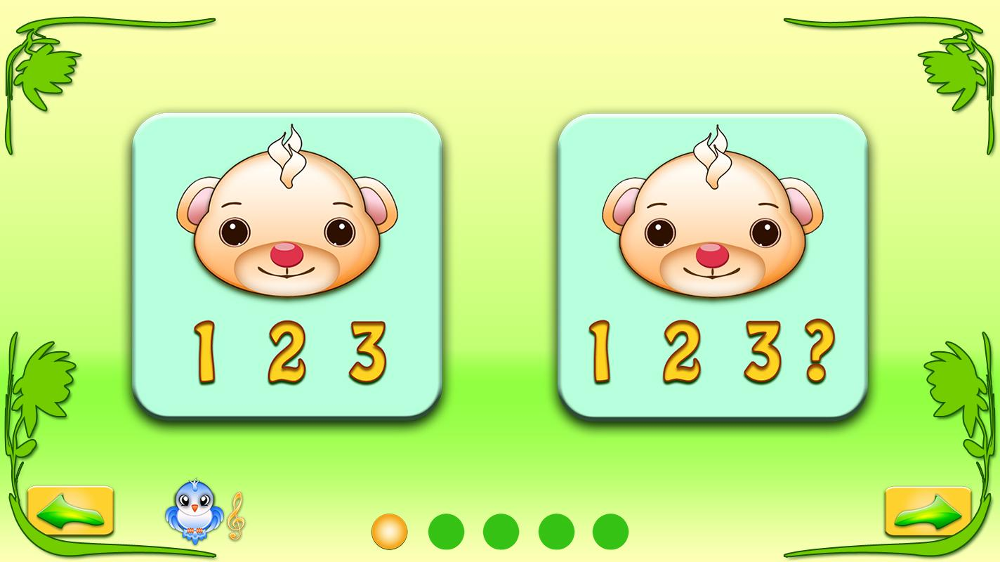 Animals Kids Math Game - screenshot