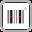 WLAN Barcodescanner icon