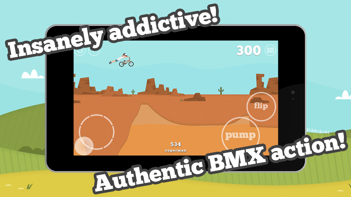 Pumped: BMX - screenshot