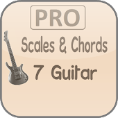 Scales & Chords: 7 Guitar PRO