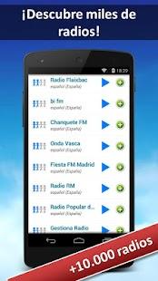 Radio FM !: miniatura de captura de pantalla