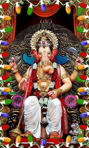 Ganapathi Live Wallpaper