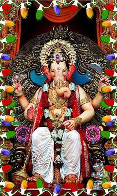 Ganapathi Live Wallpaper - screenshot