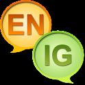 English Igbo dictionary + icon