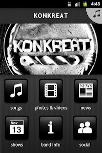 KONKREAT - screenshot thumbnail