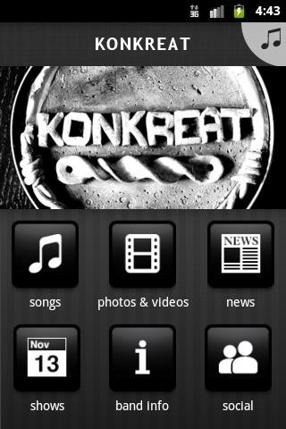 KONKREAT - screenshot