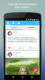 Instapray - your prayer app- screenshot thumbnail