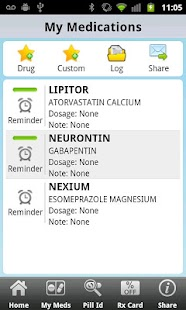 iPharmacy® Pill ID & Drug Info - screenshot thumbnail