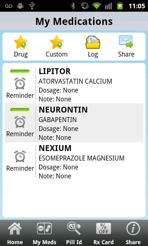 iPharmacy® Pill ID & Drug Info - screenshot