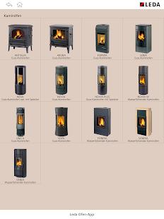 leda ofen app apps bei google play. Black Bedroom Furniture Sets. Home Design Ideas