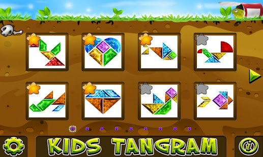 Kids Tangram- screenshot thumbnail