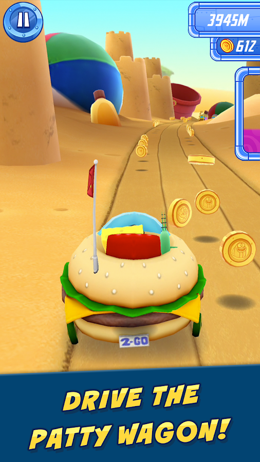 Spongebob Sponge On The Run Android Apps On Google Play