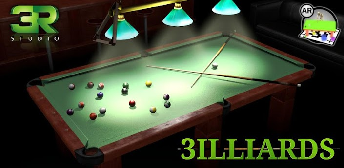 3D Pool game - 3ILLIARDS apk
