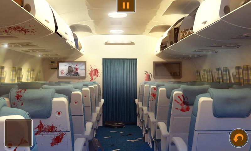 play zombies on a plane
