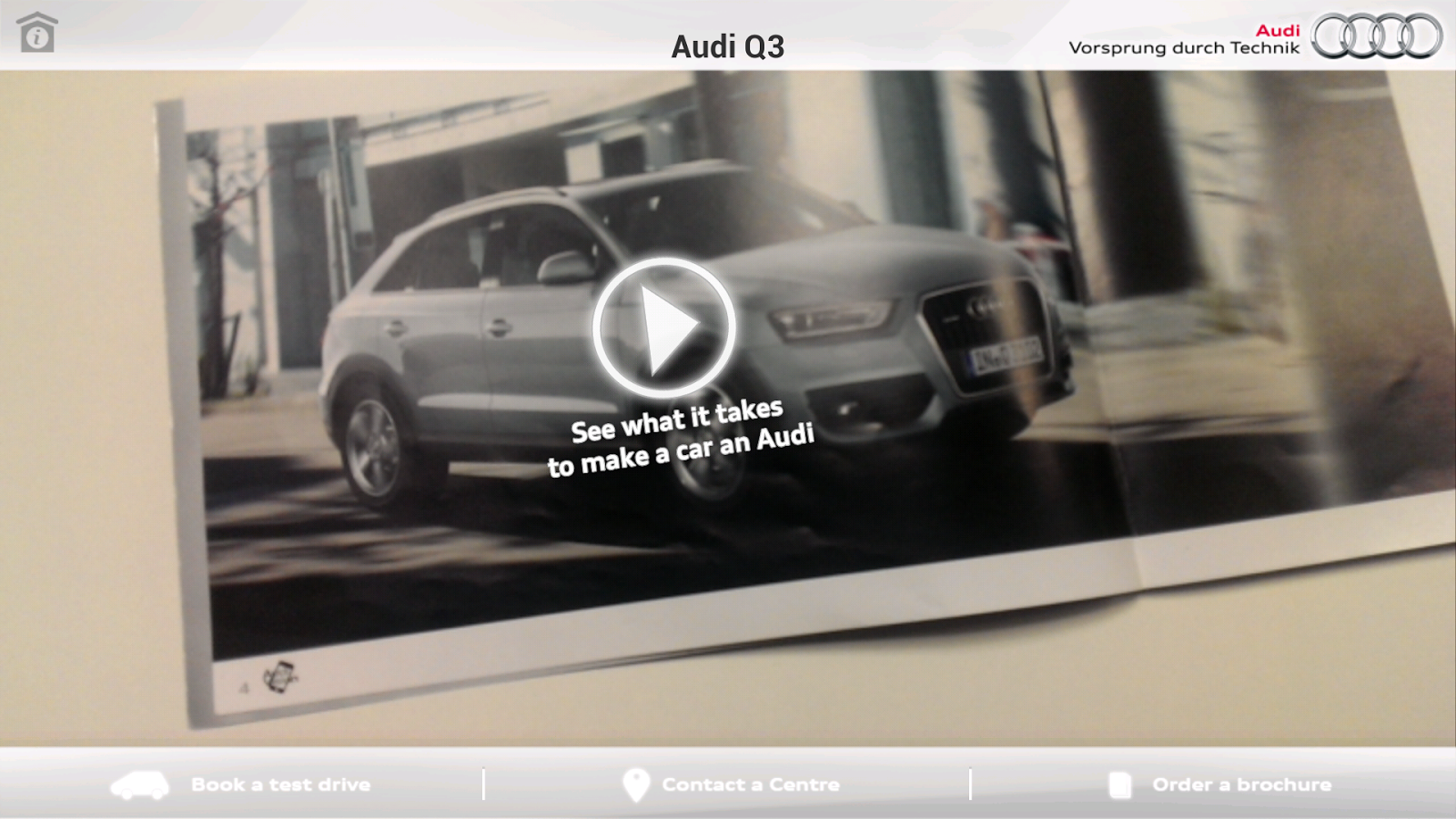 Audi Vision - screenshot