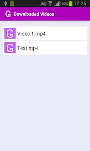 玩免費媒體與影片APP|下載All Video Grabber app不用錢|硬是要APP