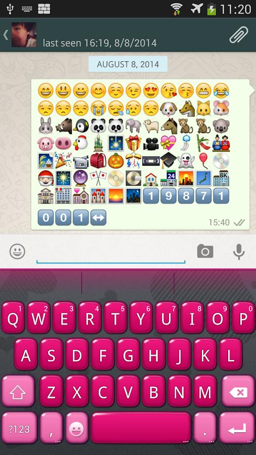 emoji keyboard wallpaper - photo #3