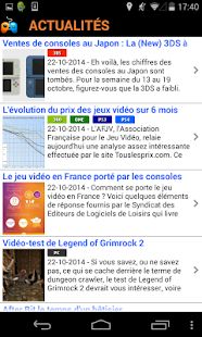 Jeuxvideo.com - screenshot thumbnail
