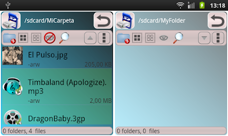 File Manager XplorApp 4.8 screenshot 28104