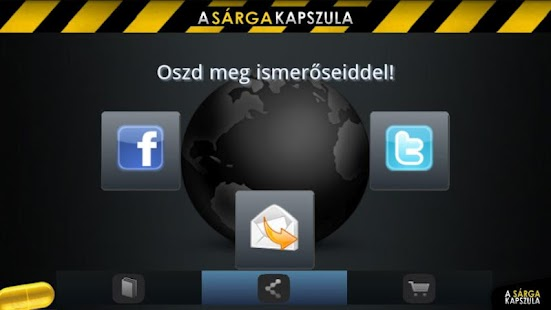 Sárga Kapszula- screenshot thumbnail